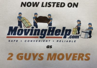 Moving Help Certified